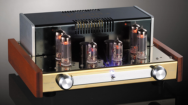 Can you introduce the combined amplifier and the front and back stage amplifier?