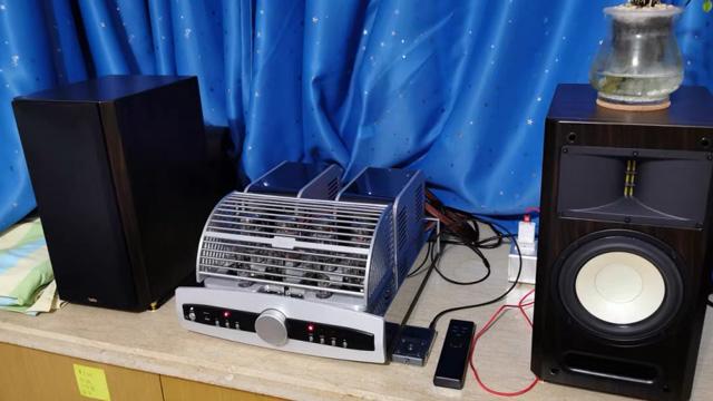 HiFi Fir-Mr.Huang Product model: MS-90B+MS-90M(speaker)