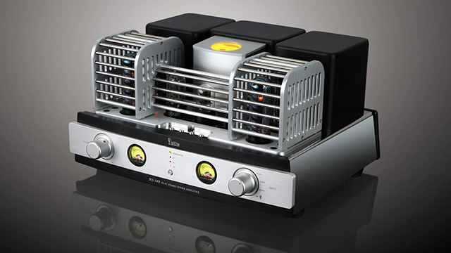 How long is the service life of the tube amplifier?
