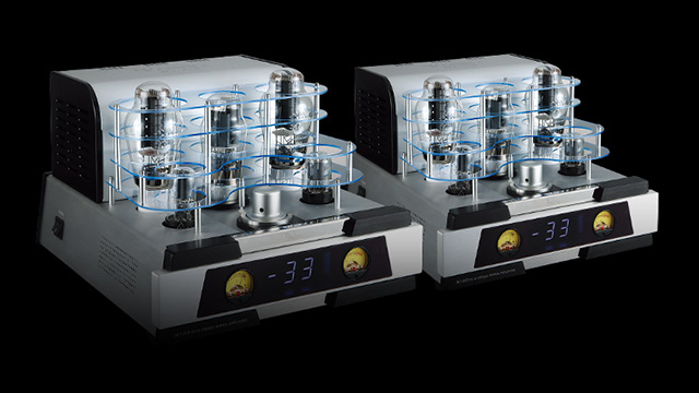 The structure characteristics of electron tube power amplifier